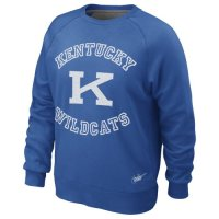 Nike Kentucky Wildcats Vault Crew Fleece Sweatshirt