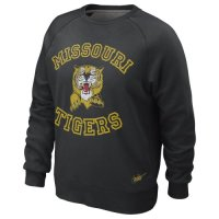 Nike Missouri Tigers Vault Crew Fleece Sweatshirt