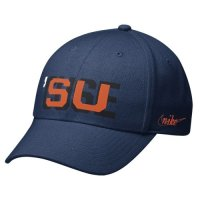 Nike Syracuse Orange Vault Swoosh Flex Hat