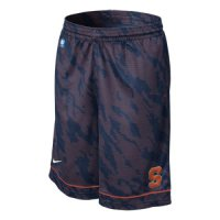 Nike Syracuse Orange Basketball Print Short