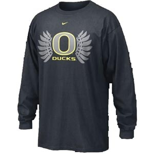 Oregon Ducks Wings Logo