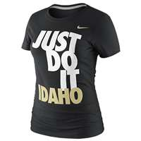 Nike Idaho Vandals Women's DNA T-Shirt