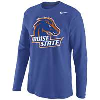 Nike Boise State Broncos Long-Sleeve Thermal Top