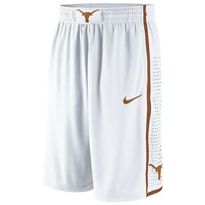 Nike Texas Longhorns Replica Basketball Shorts e5ac7bd48763
