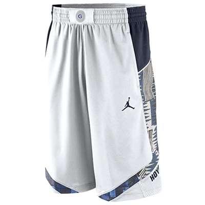 91e4c8271771 Nike Georgetown Hoyas Replica Basketball Shorts