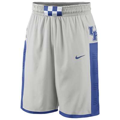 8f84834547a Nike Kentucky Wildcats Woven Players Basketball Short