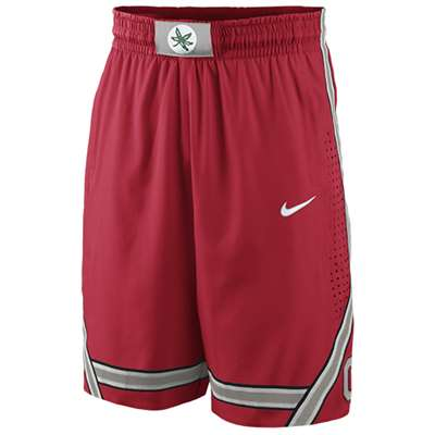 Nike Ohio State Buckeyes Basketball Short 3b42b7882a13
