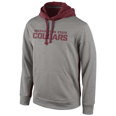 Nike Washington State Cougars Pullover KO Hooded Sweatshirt