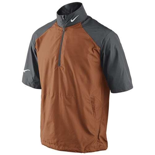 df837ba0d3a6 Nike Texas Longhorns Short Sleeve Hot Jacket