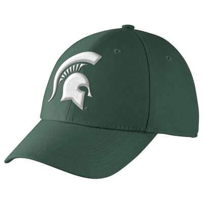 Nike Michigan State Spartans Dri-FIT Swoosh Flex Hat