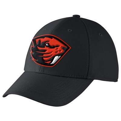 Nike Oregon State Beavers Dri-FIT Swoosh Flex Hat