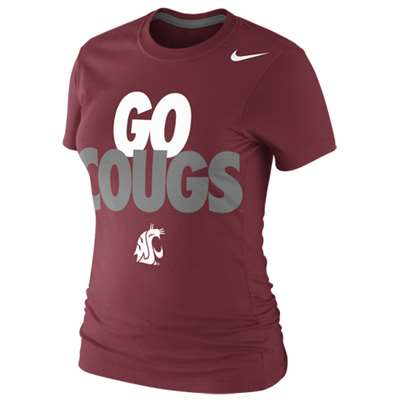 Nike Washington State Cougars Women's Local Tee