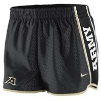 Nike Army Black Knights Women's Chainmaille Pacer Short