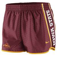 Nike Iowa State Cyclones Women's Chainmaille Pacer Short