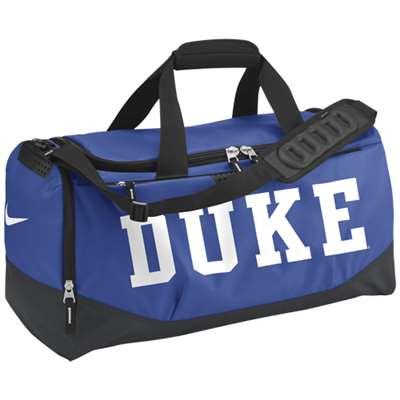 Nike Duke Blue Devils Team Training Medium Duffle Bag