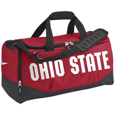 2784c13611e9 NCAA Nike Duffle Bag for You! Go Ohio State Buckeyes!