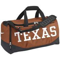 Nike Texas Longhorns Team Training Medium Duffle Bag