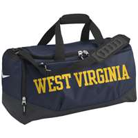 Nike West Virginia Mountaineers Team Training Medium Duffle Bag
