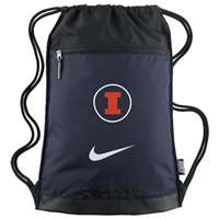 Nike Illinois Fighting Illini Team Training Gymsack