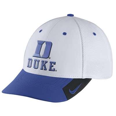a11de21c7 Nike Duke Blue Devils Legacy 91 Swoosh Flex Hat