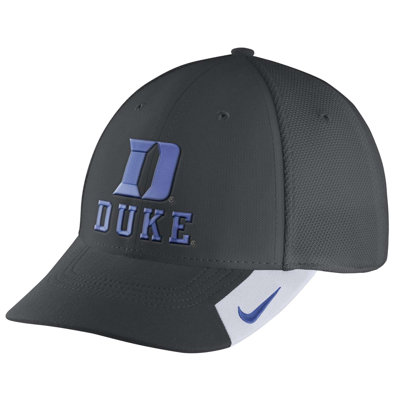 Nike Duke Blue Devils Legacy 91 Swoosh Flex Hat f44540dcc27