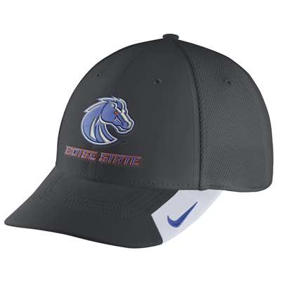 062e924876fa2 Nike Boise State Broncos Legacy 91 Swoosh Flex Hat