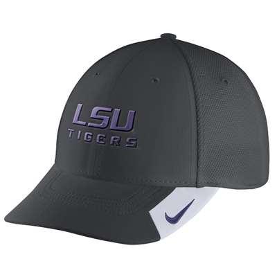 Nike Lsu Tigers Legacy 91 Swoosh Flex Hat 031be940773d