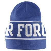 Nike Air Force Falcons Players Knit Beanie