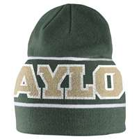 Nike Baylor Bears Players Knit Beanie