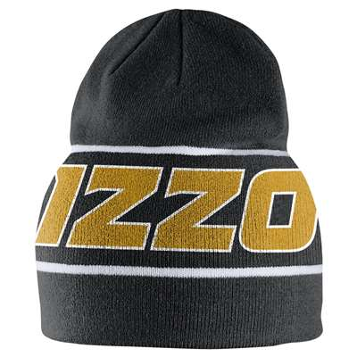Nike Missouri Tigers Players Knit Beanie