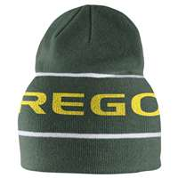 Nike Oregon Ducks Players Knit Beanie