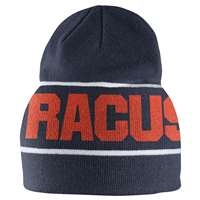 Nike Syracuse Orange Players Knit Beanie