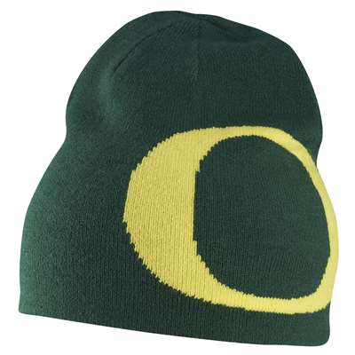 Nike Oregon Ducks Reversible Win the Day Knit Beanie