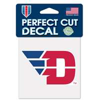Dayton Flyers Perfect Cut Decal