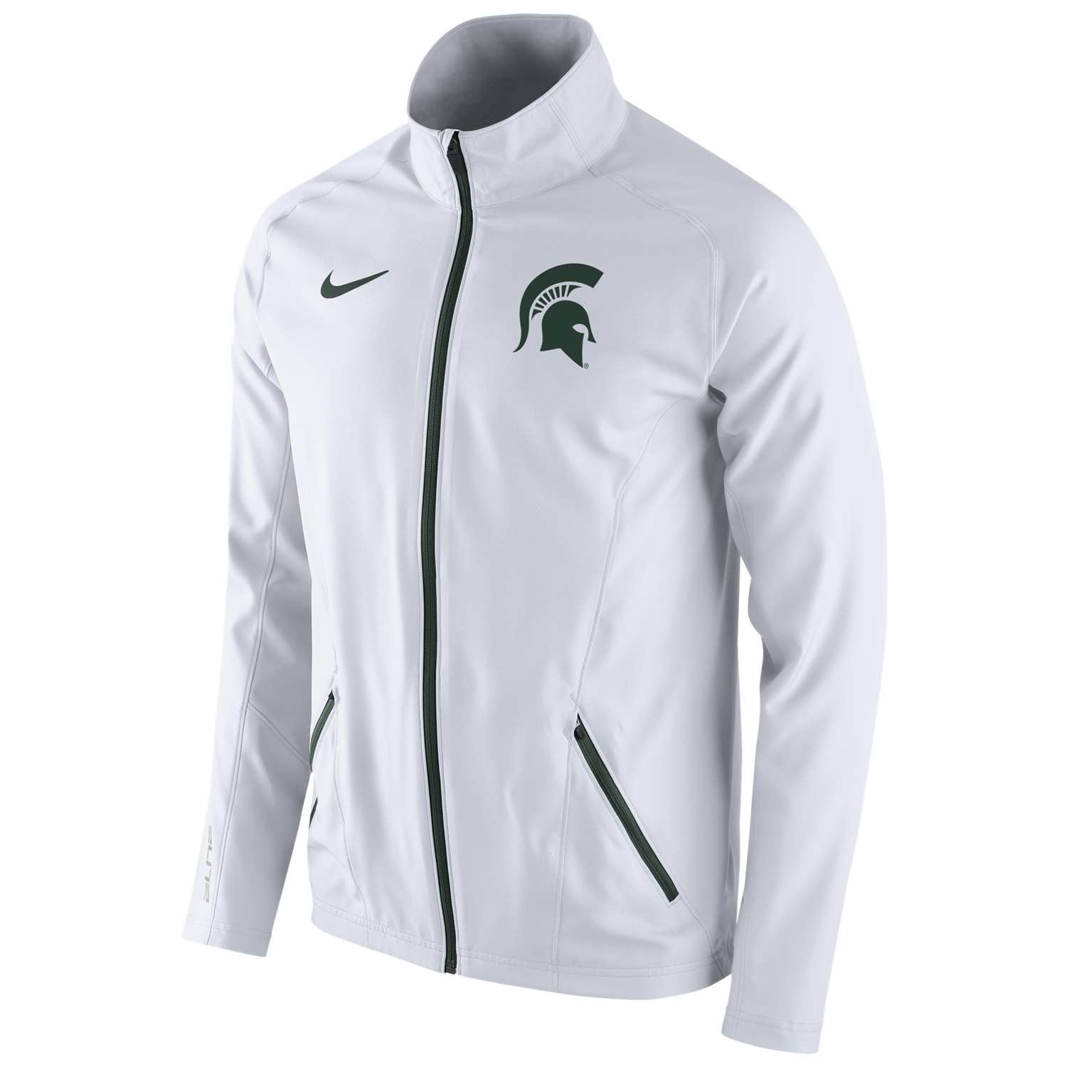 0f0c4a301d402 Nike Michigan State Spartans Game Night Jacket