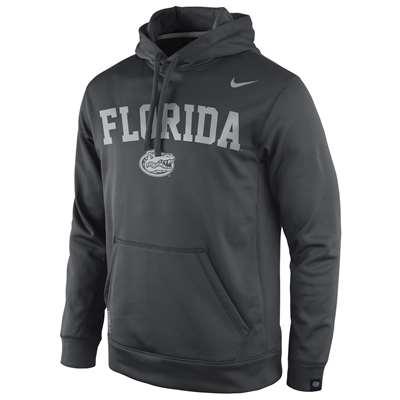 official photos bbea9 0065f Nike Florida Gators Platinum KO Hooded Sweatshirt