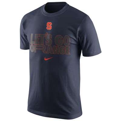 the latest b7f2e 8f7a2 Nike Syracuse Orange Local Cotton T-Shirt