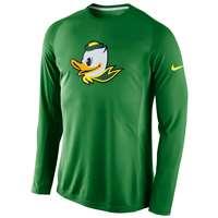 huge discount b9222 e8b9c Nike Oregon Ducks Women s Dri-FIT Element Top · Nike Oregon Ducks Long  Sleeve Disruption Shooting Shirt ...