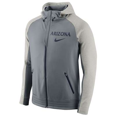 Nike Arizona Wildcats Disruption Full Zip Performance Hoody