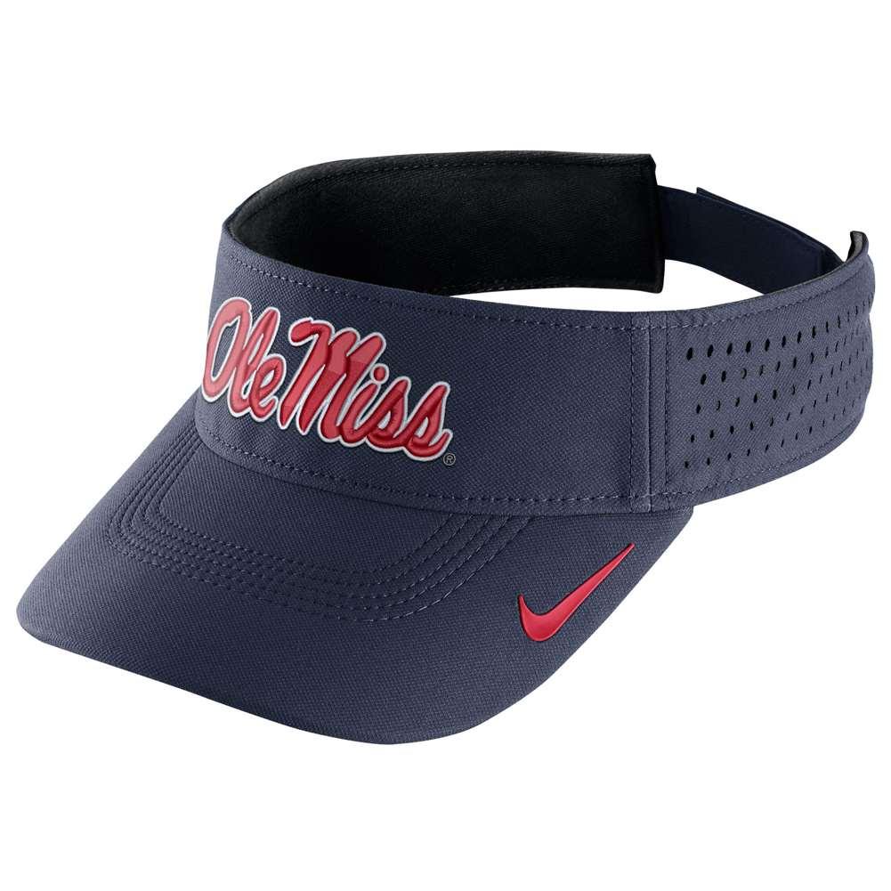 248365d7acc55 Nike Mississippi Ole Miss Rebels Dri-FIT Visor