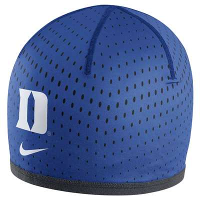 Nike Duke Blue Devils Reversible Training Knit Beanie 645d7d75e3d