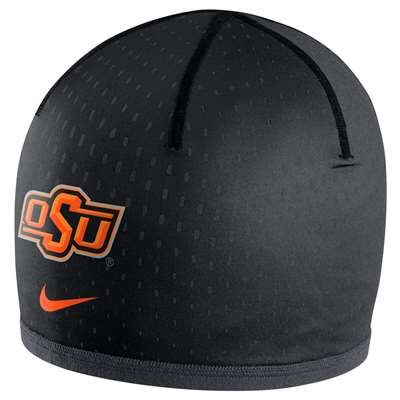 Nike Oklahoma State Cowboys Reversible Training Knit Beanie