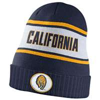 23f973b2bf9 Nike California Golden Bears Dri-FIT Sideline Knit Beanie ...