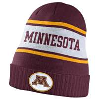 Nike Minnesota Golden Gophers Dri-FIT Sideline Knit Beanie