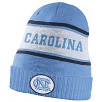 Nike North Carolina Tar Heels Dri-FIT Sideline Knit Beanie
