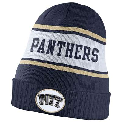 Nike Pittsburgh Panthers Dri-FIT Sideline Knit Beanie
