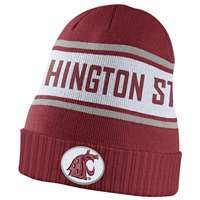 Nike Washington State Cougars Dri-FIT Sideline Knit Beanie