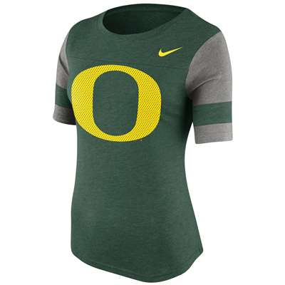 Nike Oregon Ducks Women's Stadium Fan Shirt