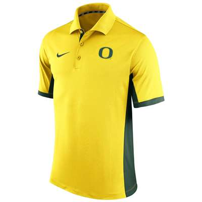 Nike Oregon Ducks Dri-FIT Team Issue Polo