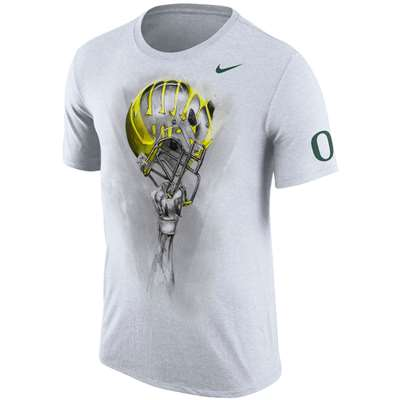 pretty nice 96720 d159d Nike Oregon Ducks Triumph Helmet T-Shirt